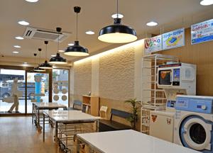 白クマコインランドリー錦糸町店